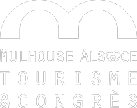 Logo de l'office de tourisme de Mulhouse